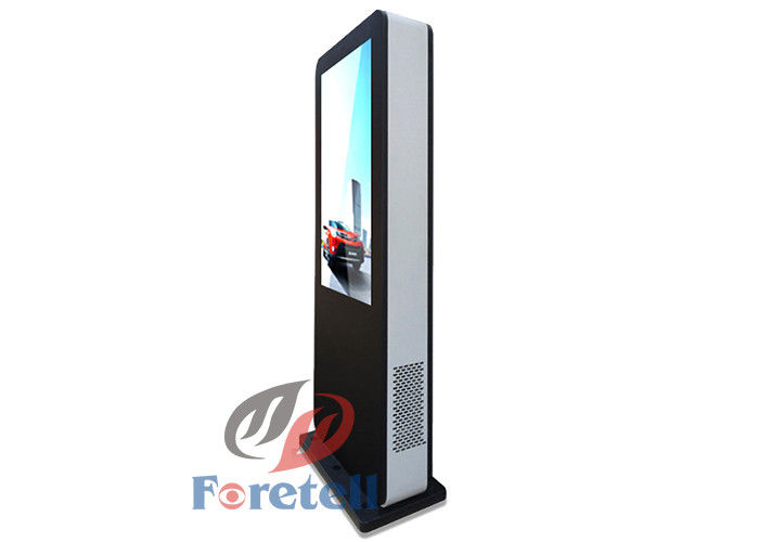 Waterproof Lcd Monitor Outdoor Digital Signage In Retail Advertising Wide View Angle